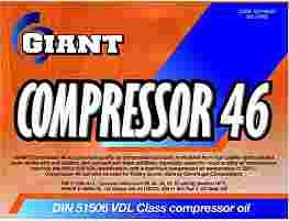 GIANT COMPRESSOR 46