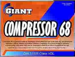 GIANT COMPRESSOR 68