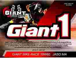 GIANT 1 BIKE RACE 10W-60