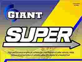 GIANT SUPER 20W-50