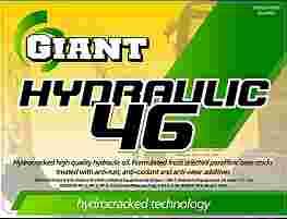 GIANT HYDRAULIC 46
