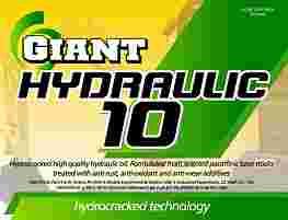 GIANT HYDRAULIC 10