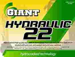 GIANT HYDRAULIC 22