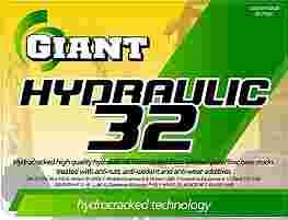 GIANT HYDRAULIC 32
