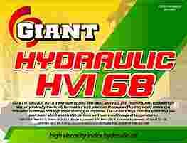 GIANT HI VIS HYDRAULIC 68