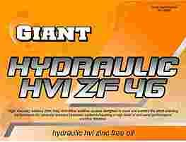 GIANT HYDRAULIC HVZF46 (Zinc free)