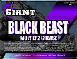 GIANT BLACK BEAST GREASE