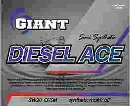 GIANT DIESEL ACE 5W-30