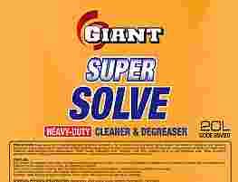 GIANT SUPER SOLVE