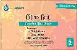 HI-PRO CITRUS GRIT HANDCLEANER
