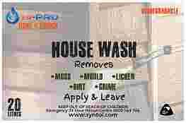 HI-PRO HOUSE WASH