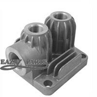 AIR COMPRESSOR HEAD, CYLINDER ASSEMBLY