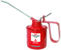 FORCE FEED, 500ML CAPACITY, RIGID SPOUT