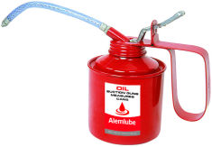 FORCE FEED, 500ML CAPACITY, FLEXIBLE SPOUT
