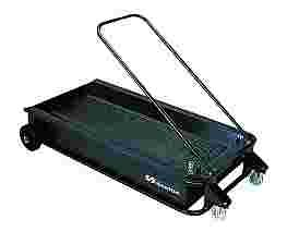 DRAINER - WASTE OIL, LOW PROFILE TRAY, 95L