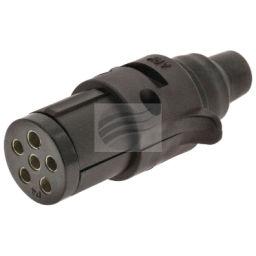 6 Pin TRAILER PLUG SMALL