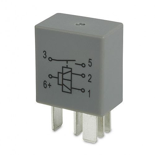 12V 5 Pin On/Off Latching Micro Relay - 20AHella