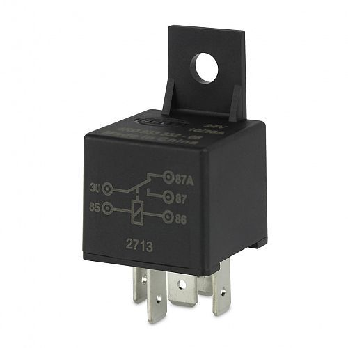 SEALED MICRO Relay 4 Pin 20A MULTI BUY DISCOUNT 12V /'Normally Open/'