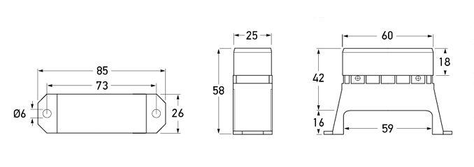 Fuse Box Dimensions - 1999 Dodge Caravan Wiring Harness for Wiring Diagram  SchematicsWiring Diagram Schematics