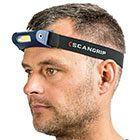 SCANGRIP® Zone Rechargeable Headlamp