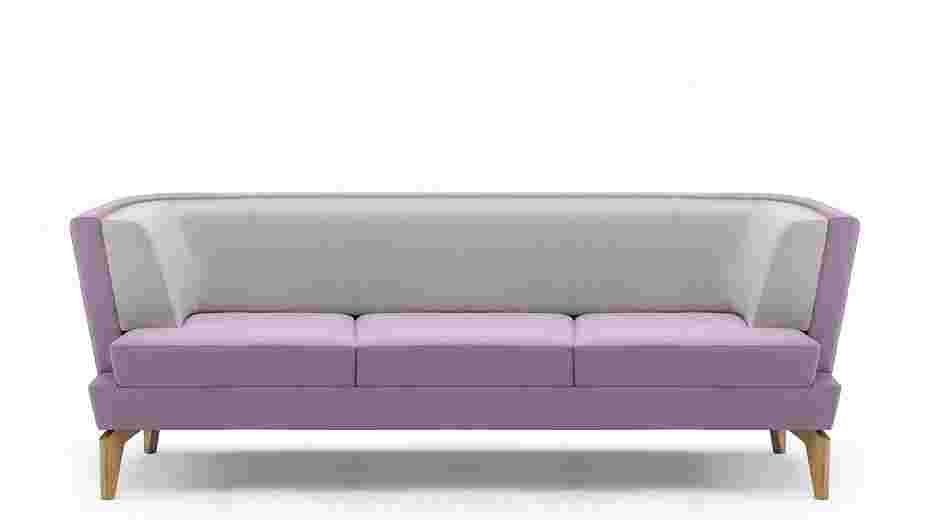 Entente low back 2+3 seater