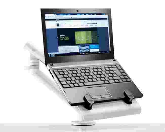 Laptop tray