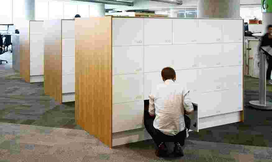 Vecos Lockers image 7