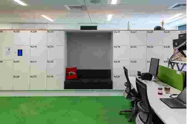 Featuring on TRENDS: Vidak + Vodafone InnoV8 Smales Farm - Office of the Future image 5