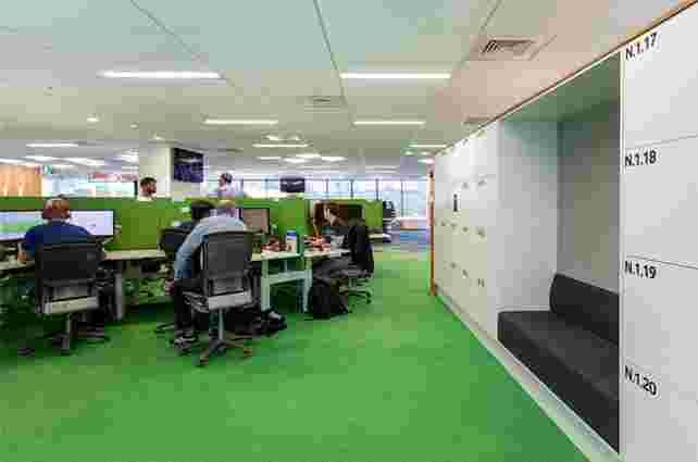 Featuring on TRENDS: Vidak + Vodafone InnoV8 Smales Farm - Office of the Future image 4