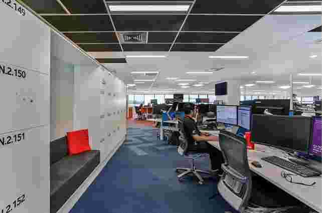 Featuring on TRENDS: Vidak + Vodafone InnoV8 Smales Farm - Office of the Future image 3