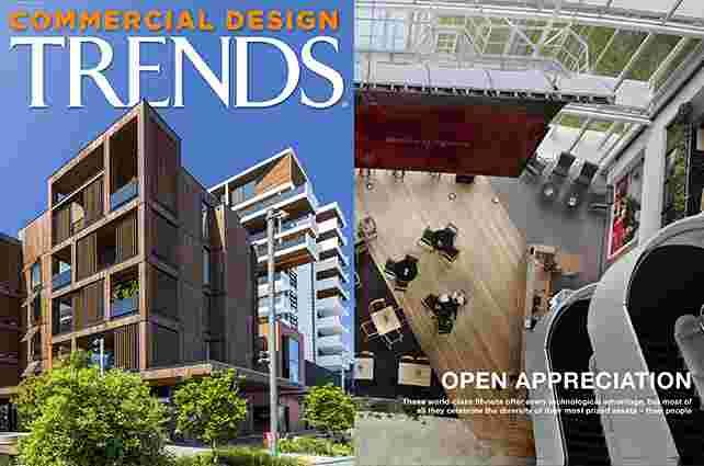 Featuring on TRENDS: Vidak + Vodafone InnoV8 Smales Farm - Office of the Future image 1