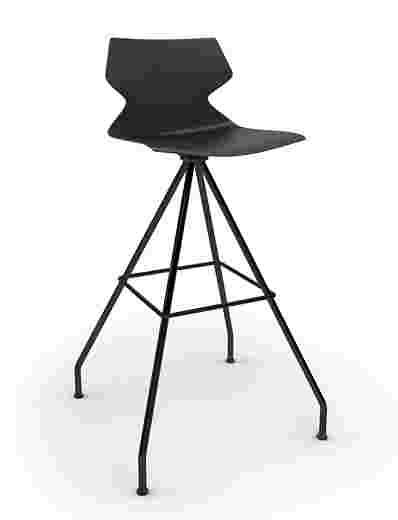 Fly Barstool - Swivel image 2