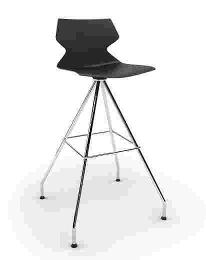Fly Barstool - Swivel image 1