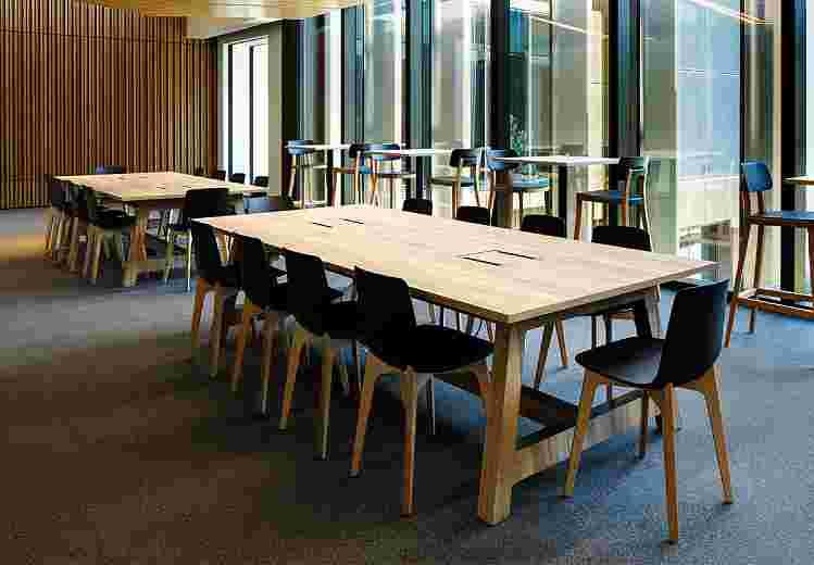 Trestle Table image 1