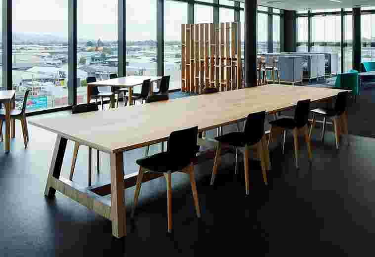 Trestle Table image 5