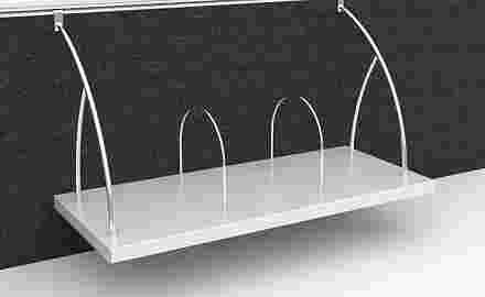 Y-End Shelf