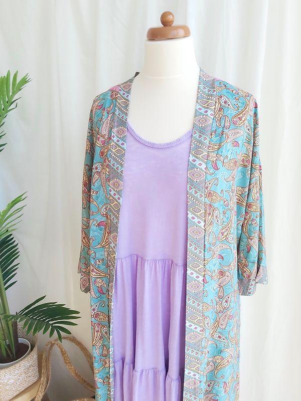 Kimono Azuro