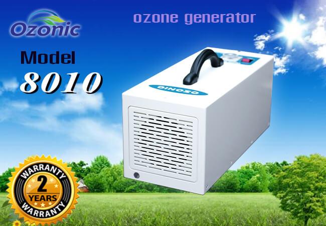 เครื่องผลิตโอโซนขนาดใหญ่ รุ่น OZ-8010