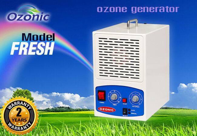 เครื่องผลิตโอโซน รุ่น fresh