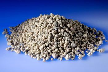 Bentonite granules for the foundry industry