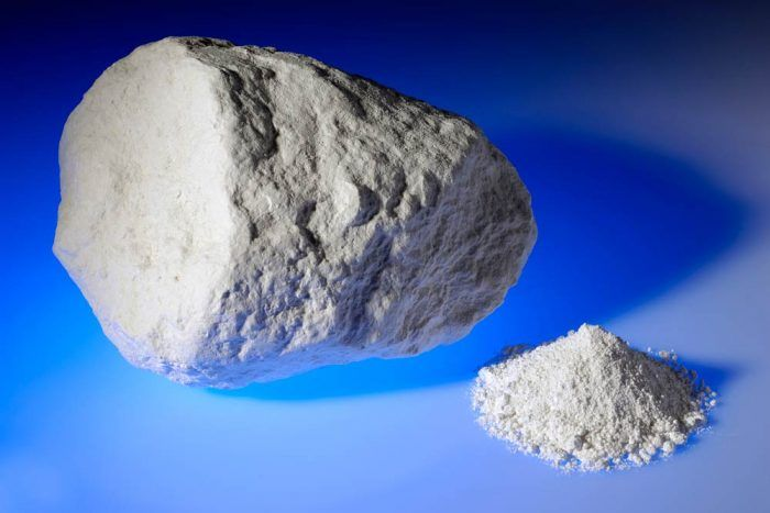 UltraCarb rock and powder