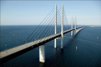 Bridges - Öresunds bridge - MagnaDense