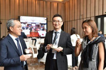 Jackie Huang: Managing Director, Trelleborg - James Wu, Managing Director LKAB Trading - Crystal Li, Purchaser, LKAB