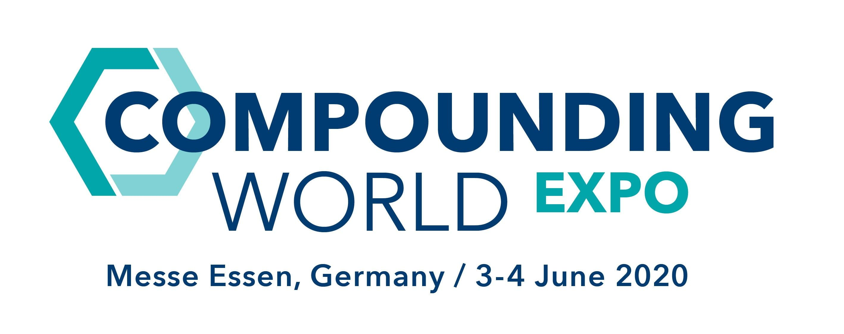Logo Compounding World Expo 2020 Essen