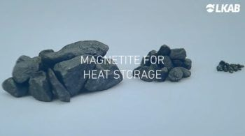 Thumbnail - Magnetite for heat storage - technical