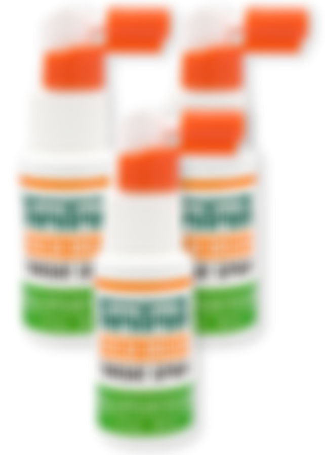 Breath Spray to fight halitosis and bad breath