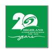 5 x 5 Engraved Plastic Sign | Green Engraves White