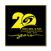 5 x 5 Engraved Plastic Sign | Black Engraves Yellow