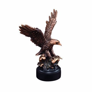 RFB113 Soaring Eagle Resin Trophy