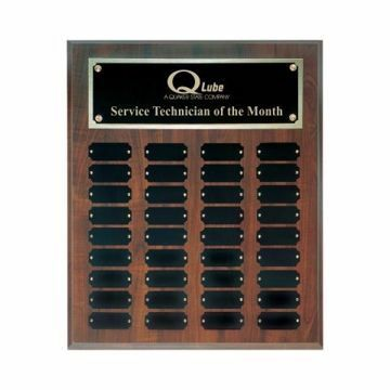 "Value Perpetual Plaque 15"" x 18"" 